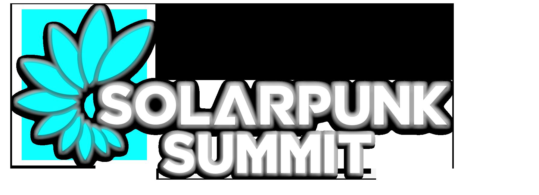 solarpunk summit logo new with glow