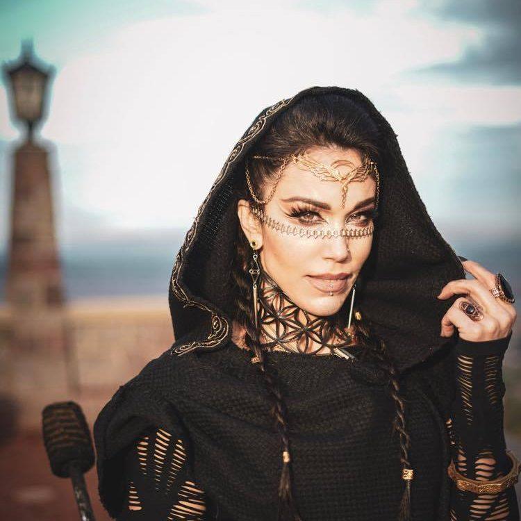 Ishani Black promo